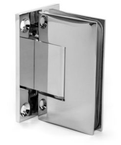 Frameless Shower Hinges