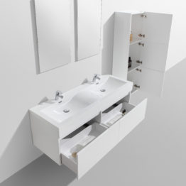 Wall Cabinet with Basin